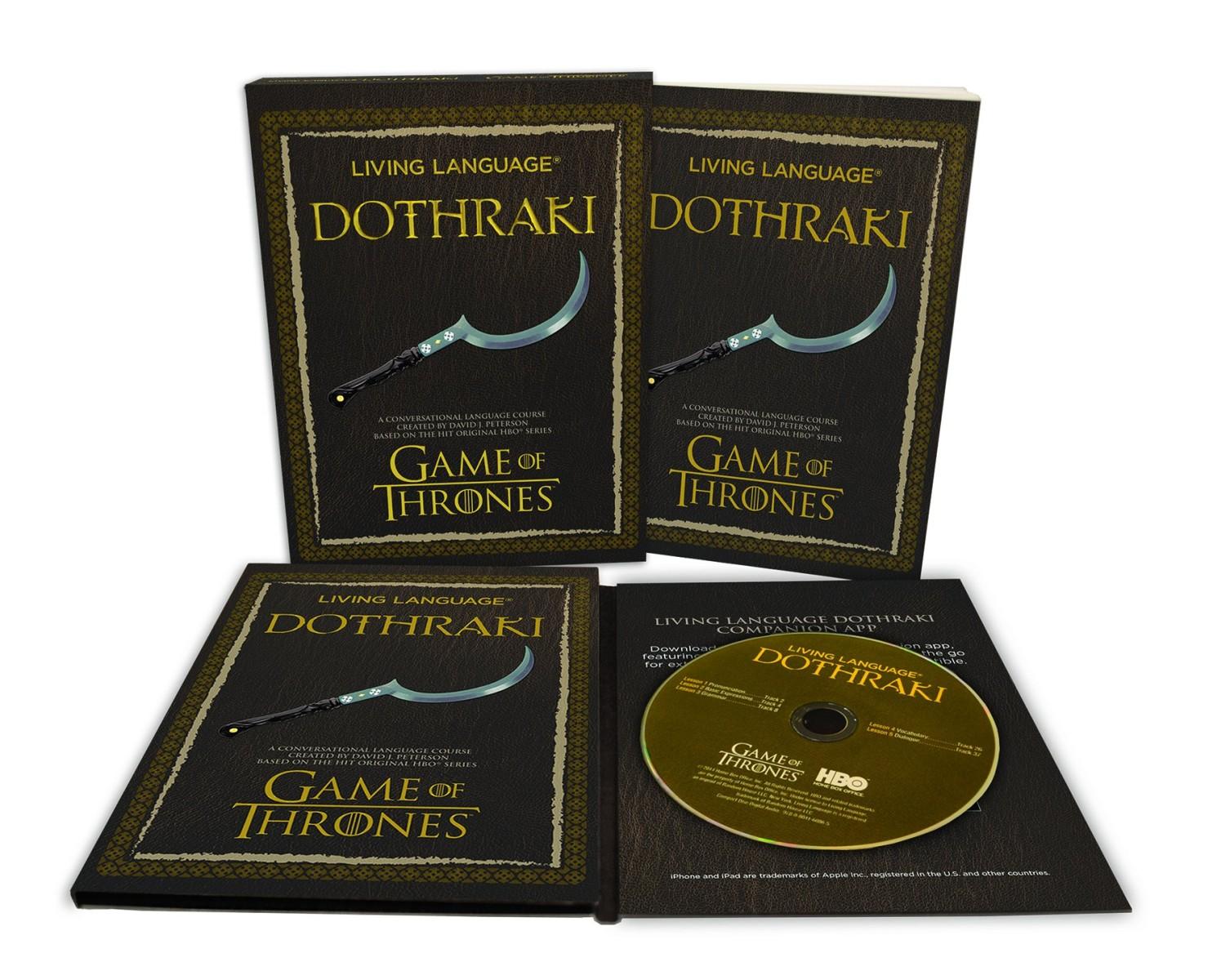Dothraki Language Course