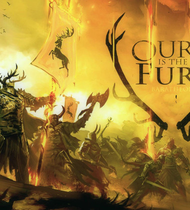 Ours Is The Fury - Baratheon