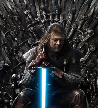 Ned Stark Lightsaber