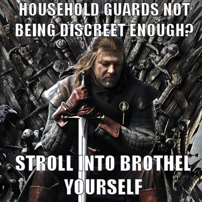 Stupid Ned Stark 11