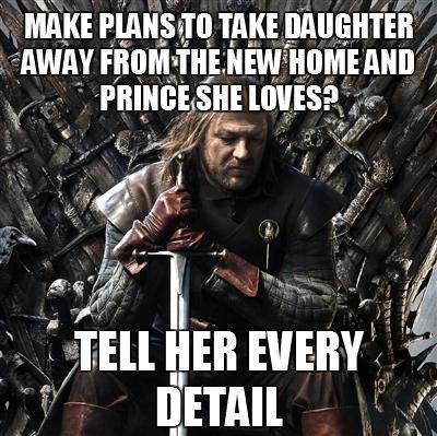 Stupid Ned Stark 09
