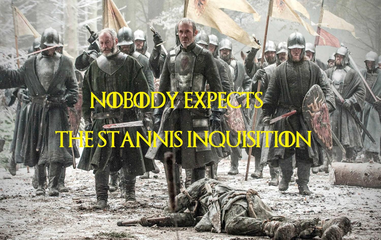 04 - Stannis Inquisition