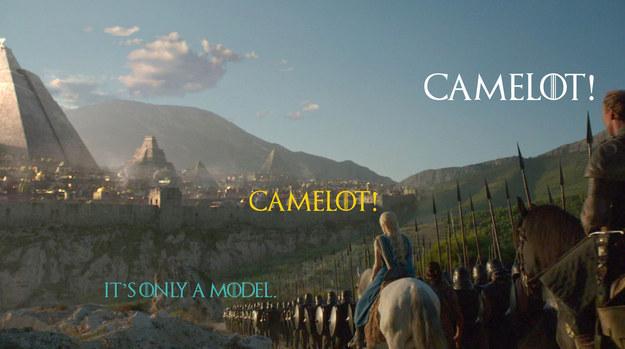 10 - Camelot