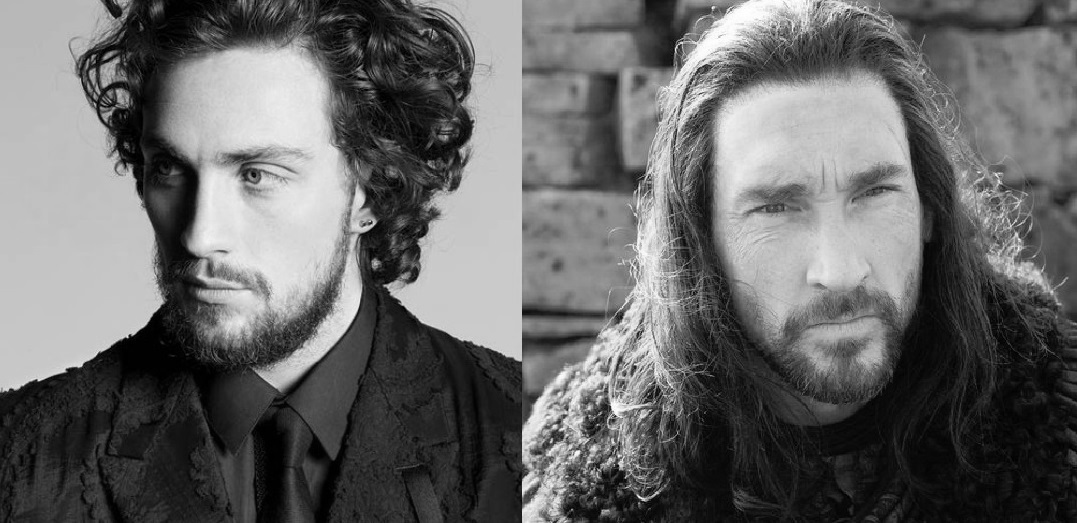 Aaron Taylor-Johnson as Benjen Stark the Wolf Pup