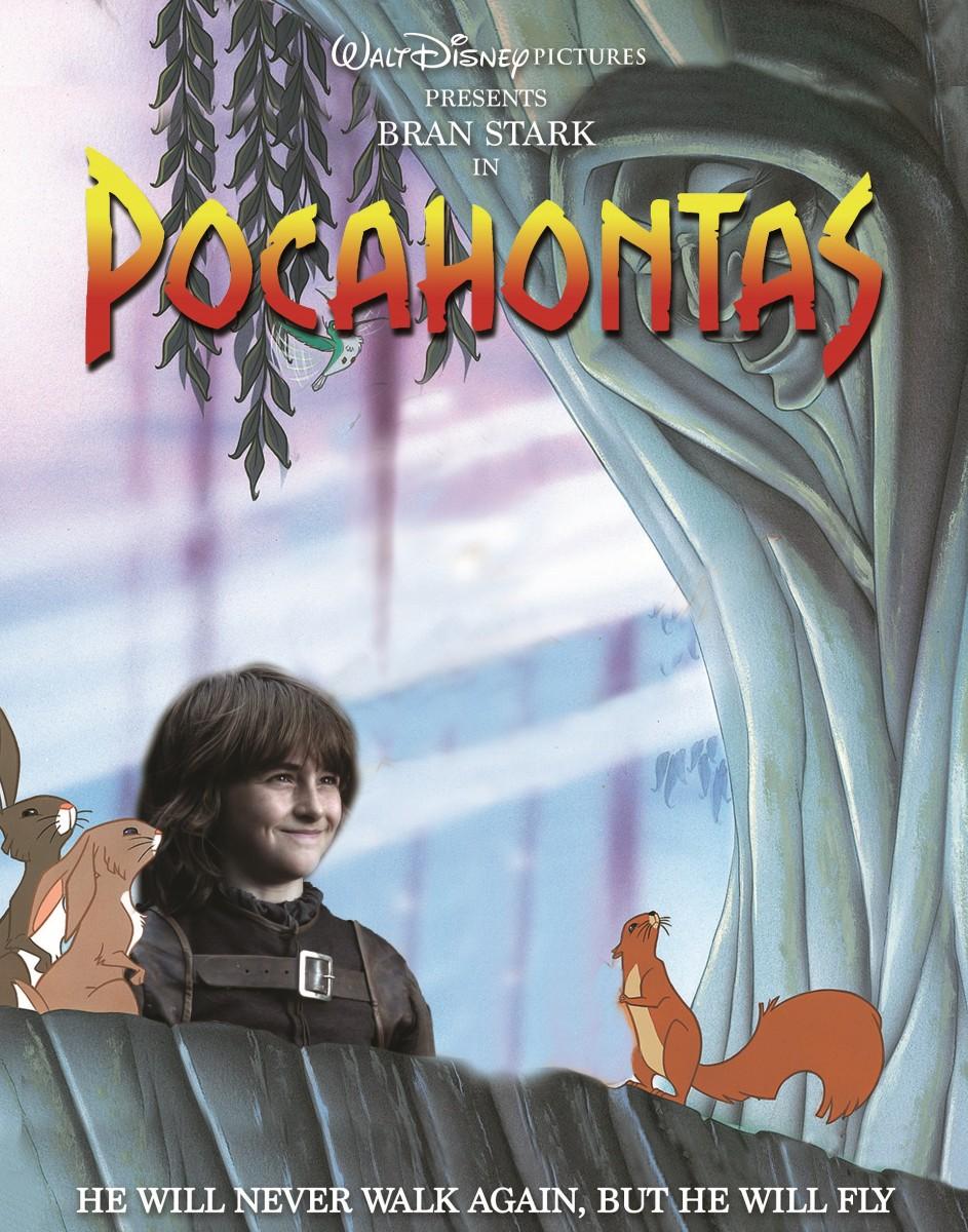 Bran Stark is Pocahontas