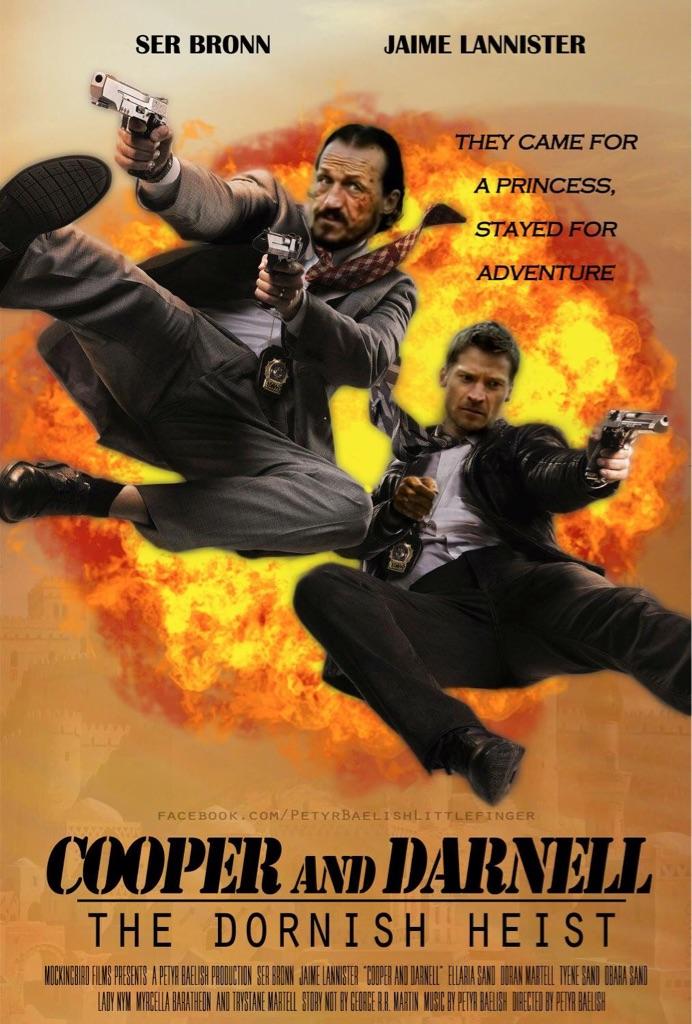Cooper And Dornell