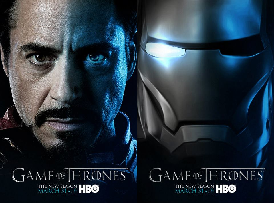 Iron Man in Game Of Thrones