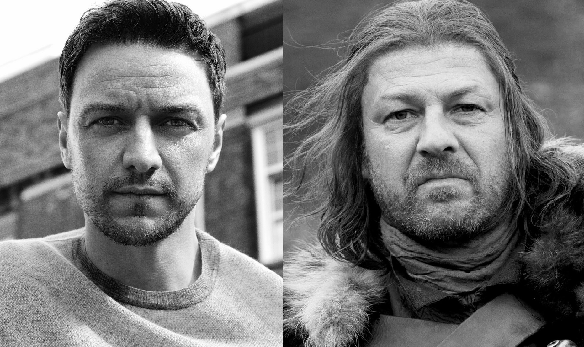 James McAvoy as Eddard Stark the Quiet Wolf