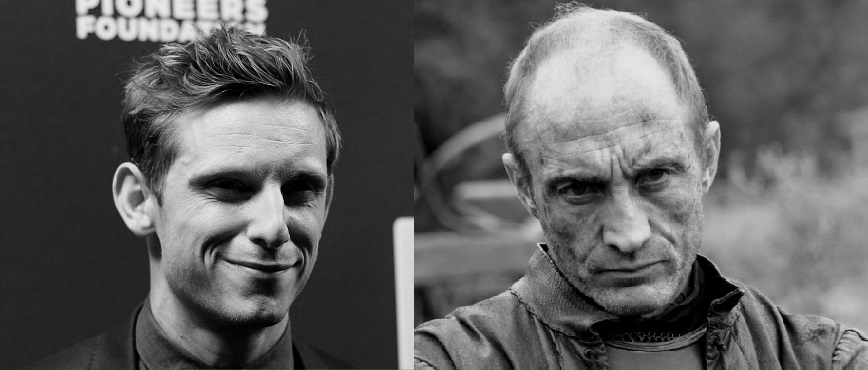 Jamie Bell as Roose Bolton the Leech Lord
