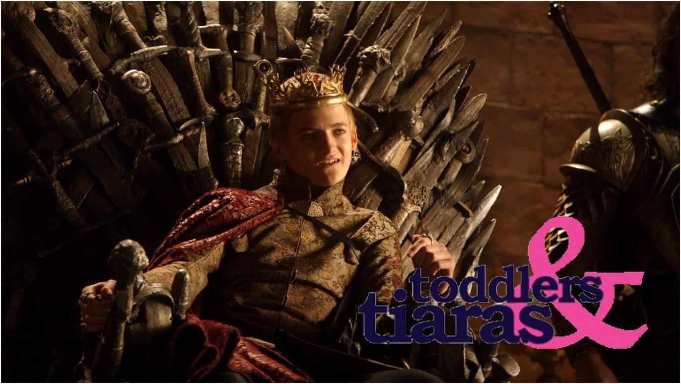 Joffrey Baratheon in Toddlers and Tiaras