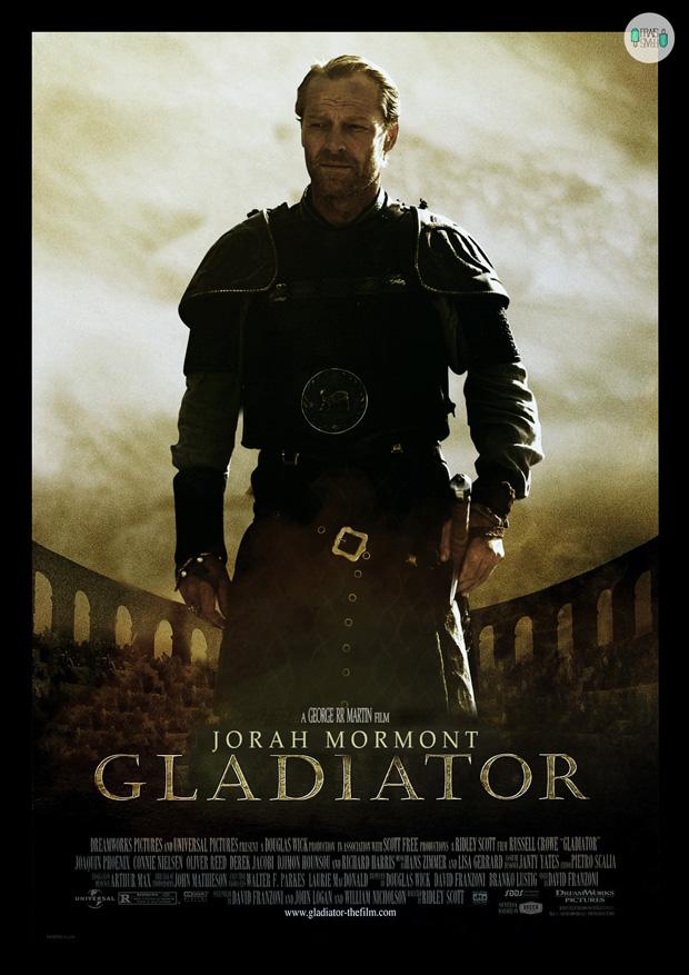 Jorah Mormont is Gladiator
