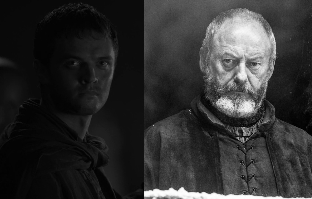 Kerr Logan as Davos Seaworth