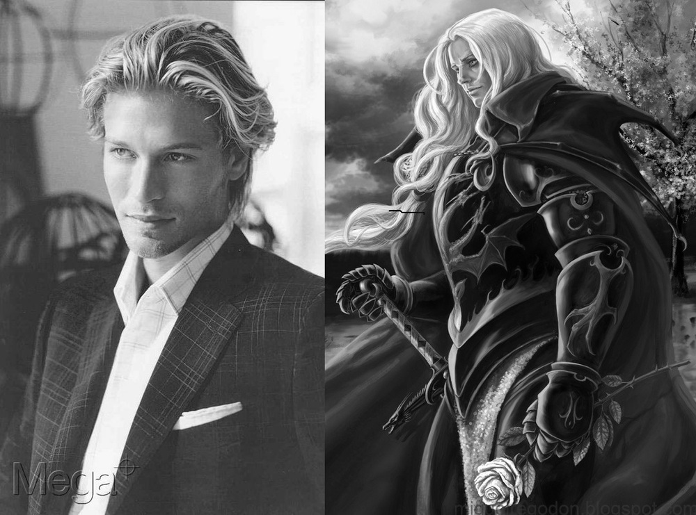 Leif Stacy as Rhaegar Targaryen the Last Dragon