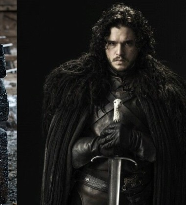 via HBO, Men At Arms, Valyrian Steel