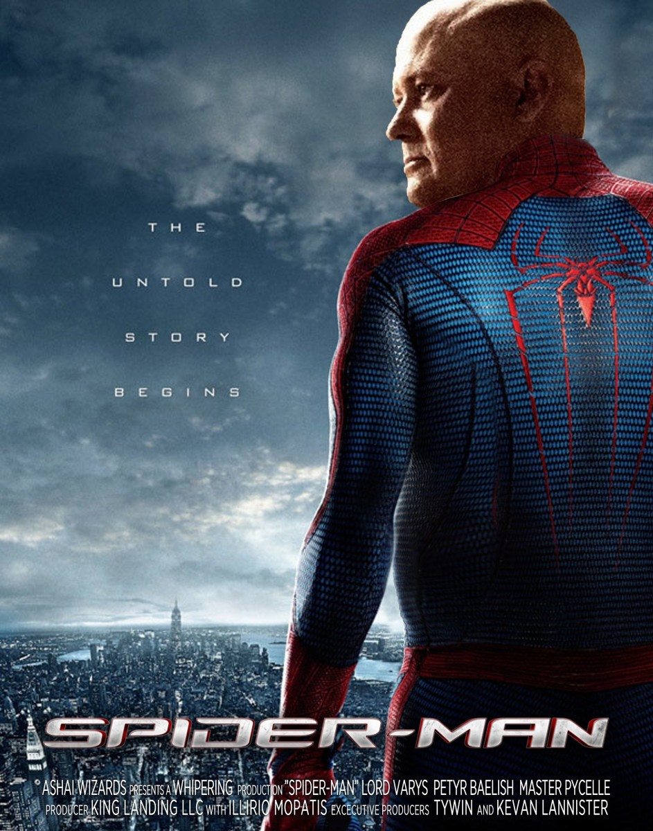 Lord Varys the Spiderman