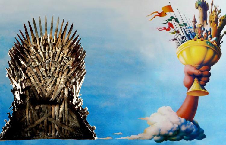 Monty Game Of Python Thrones