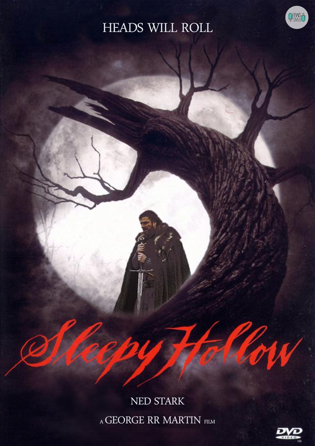 Ned Stark in Sleepy Hollow