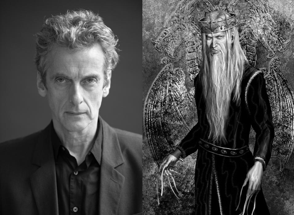 Peter Capaldi as Aerys Targaryen the Mad King