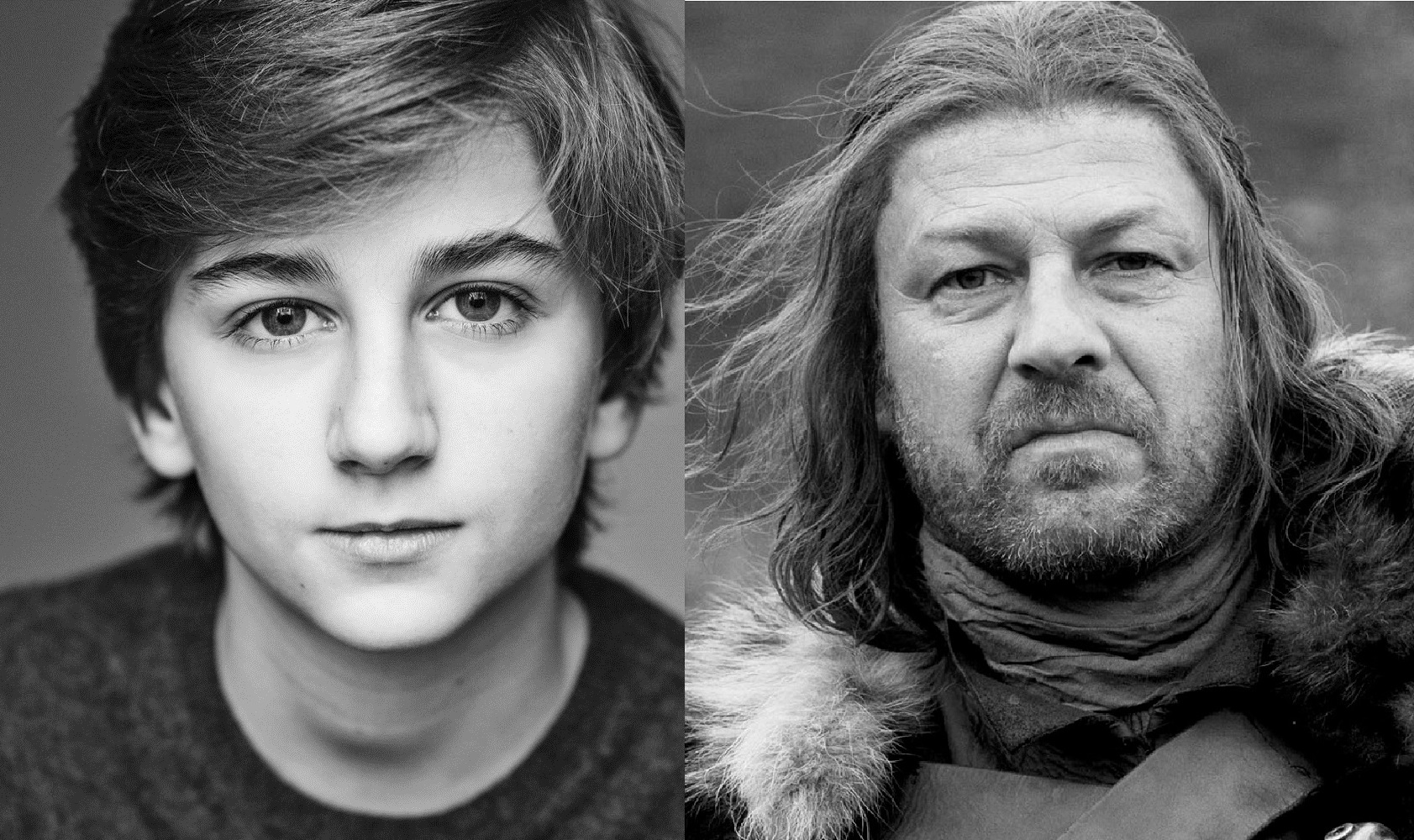 Sebastian Croft as Eddard Stark the Quiet Wolf