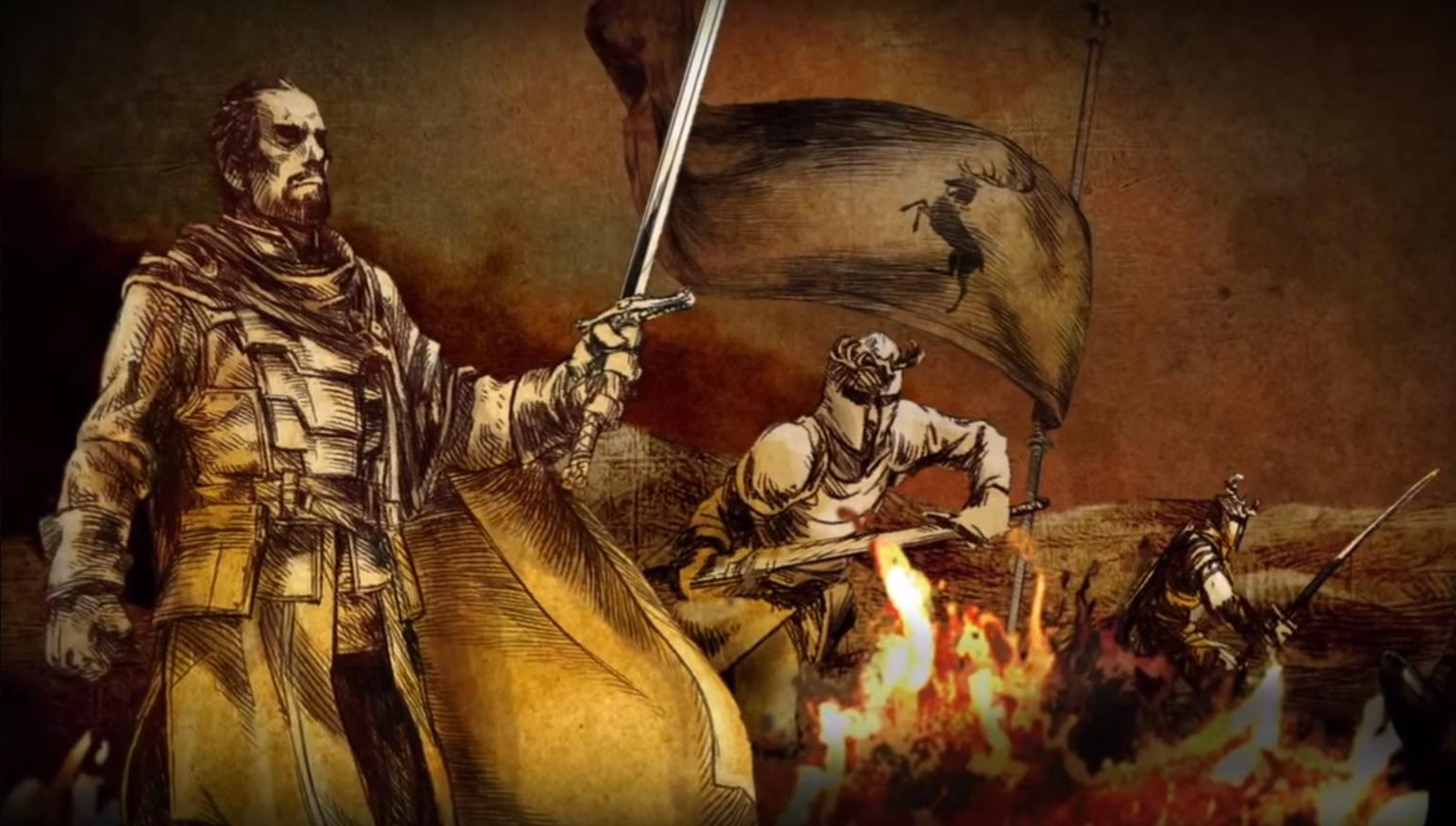 Stannis Baratheon - Greyjoy Rebellion