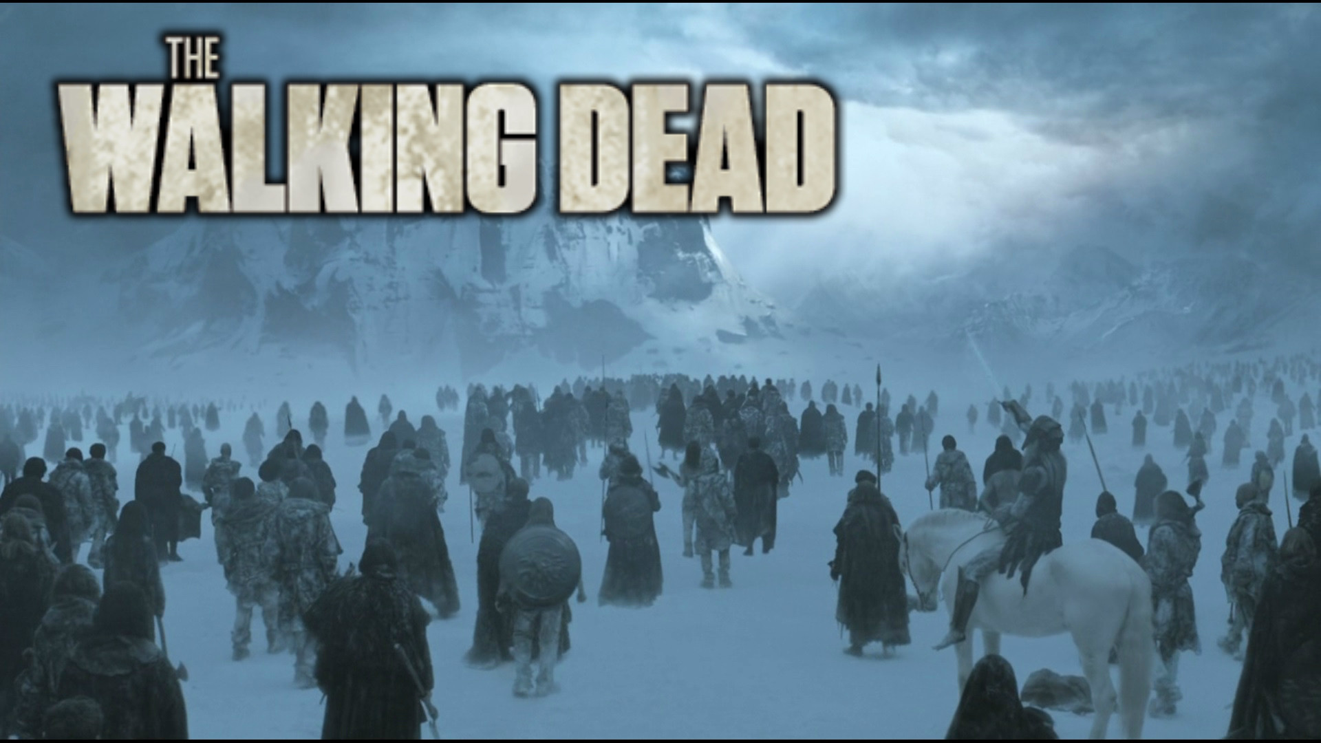 The Walking Dead Of Thrones
