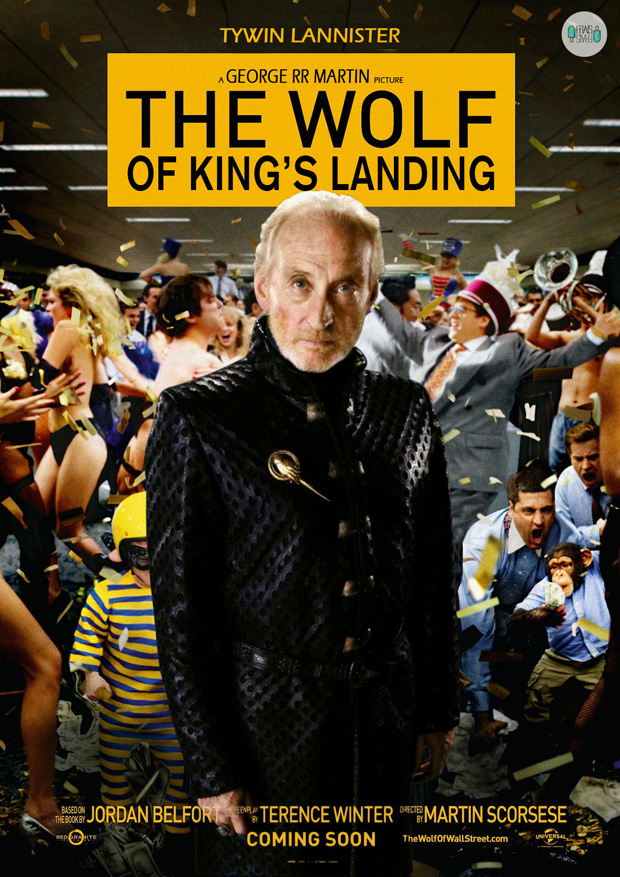 Tywin Lannister is The Wolf Of Kings Landing