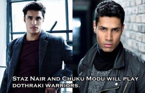 Dothraki Warriors - Staz Nair, Chuku Modu