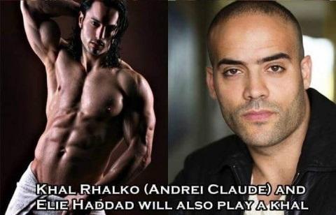 Khal Rhalko, Khal - Andrei Claude, Elie Haddad