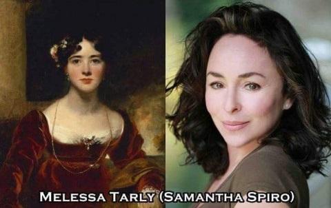 Melessa Tarly - Samantha Spiro