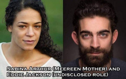 Mereen Mother, Unknown - Sabina Arthur, Eddie Jackson