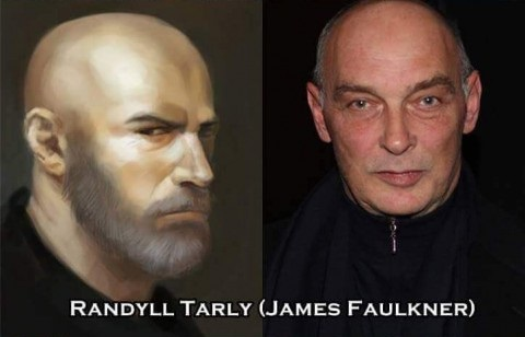Randyll Tarly - James Faulkner
