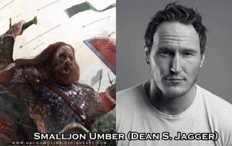 Smalljon Umber - Dean S.Jagger