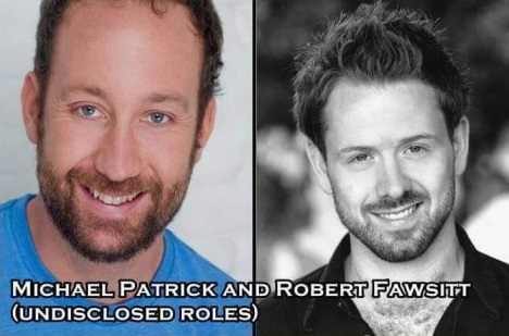 Unknown Roles - Michael Patrick, Robert Fawsitt