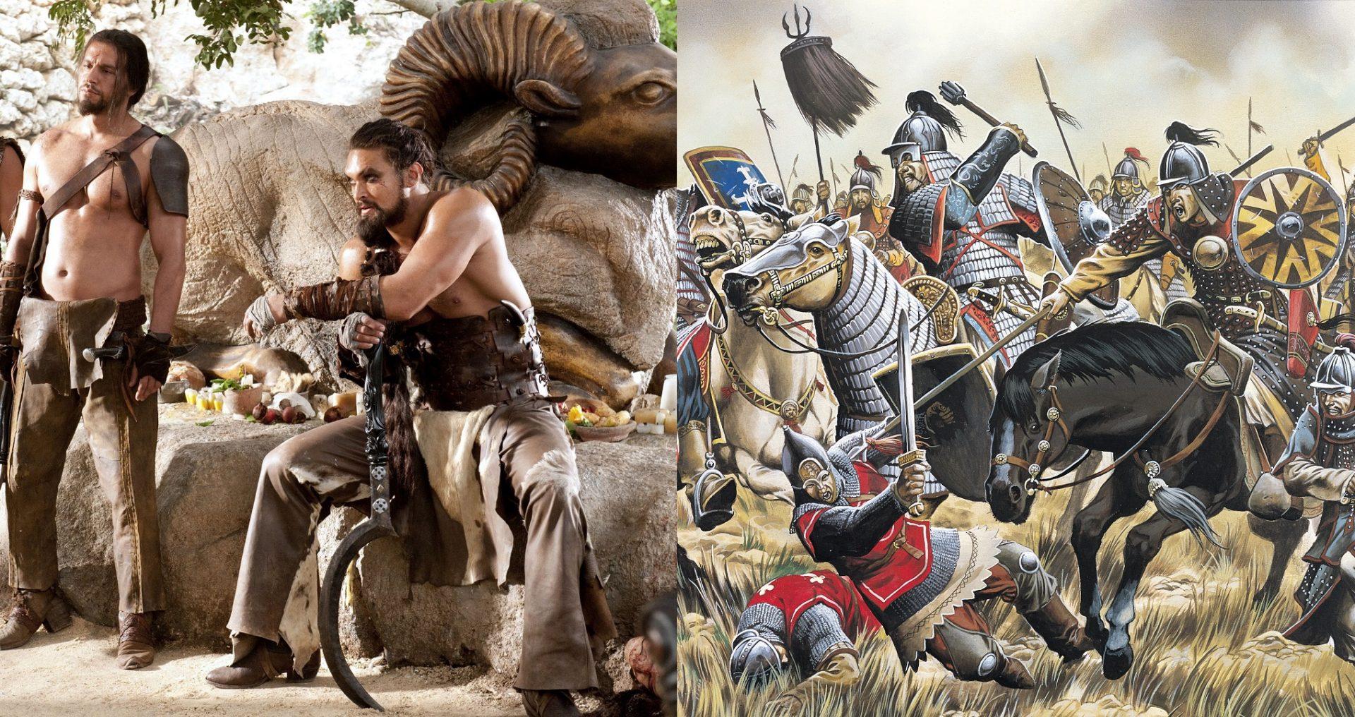 Dothraki - Mongols