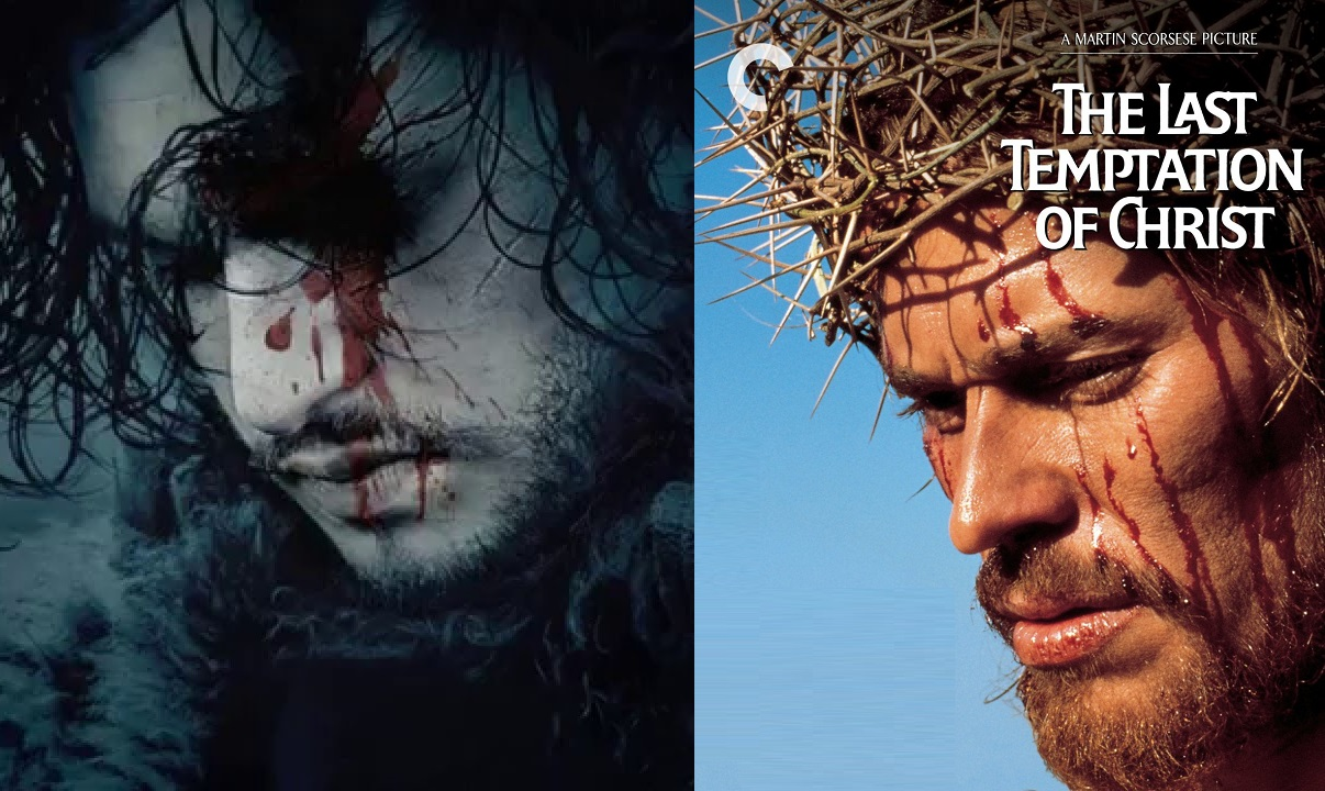 Jon Snow - Jesus Christ