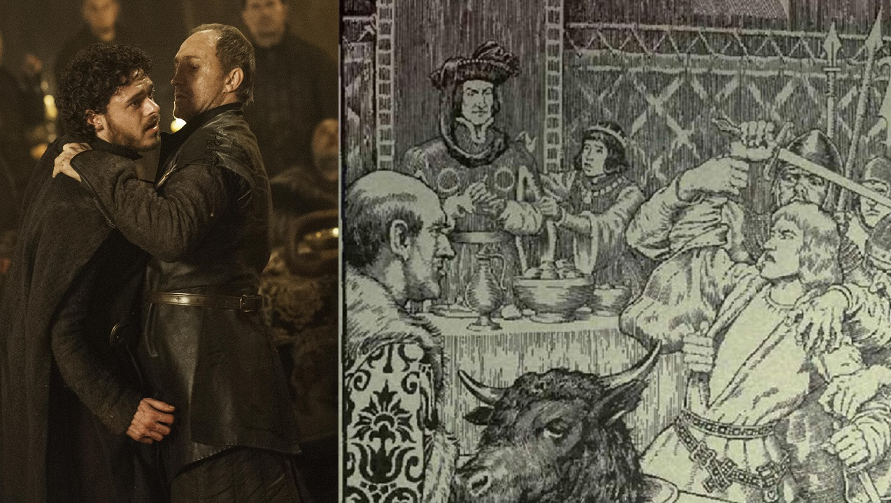 Red Wedding - Black Dinner of 1440