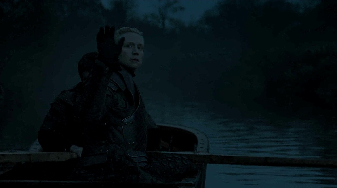 15 - Brienne Flees from Riverrun