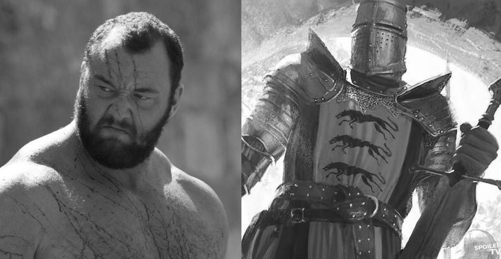Hafthór Júlíus Björnsson as Gregor The Mountain Clegane_