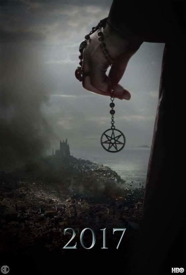 Faith Militant - GoT Season 7 Fan Poster