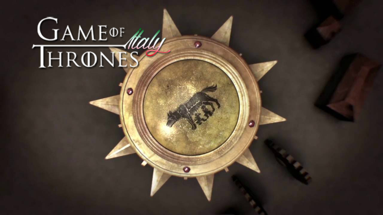 via YouTube/Game of Thrones Italia