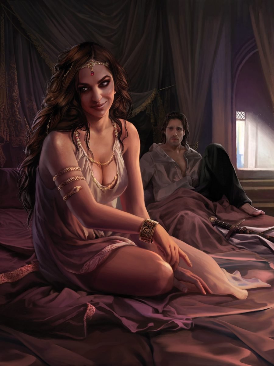 credit: Magali Villeneuve
