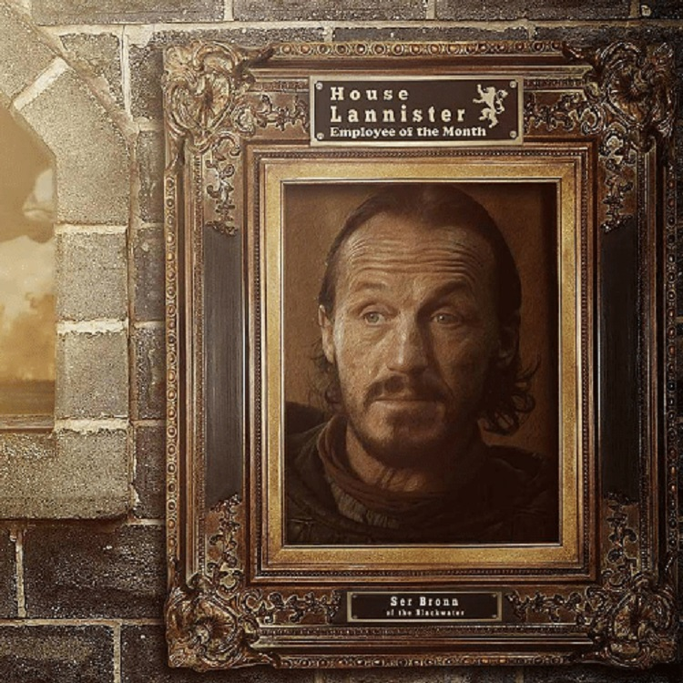 Bronn Employee Of The Month