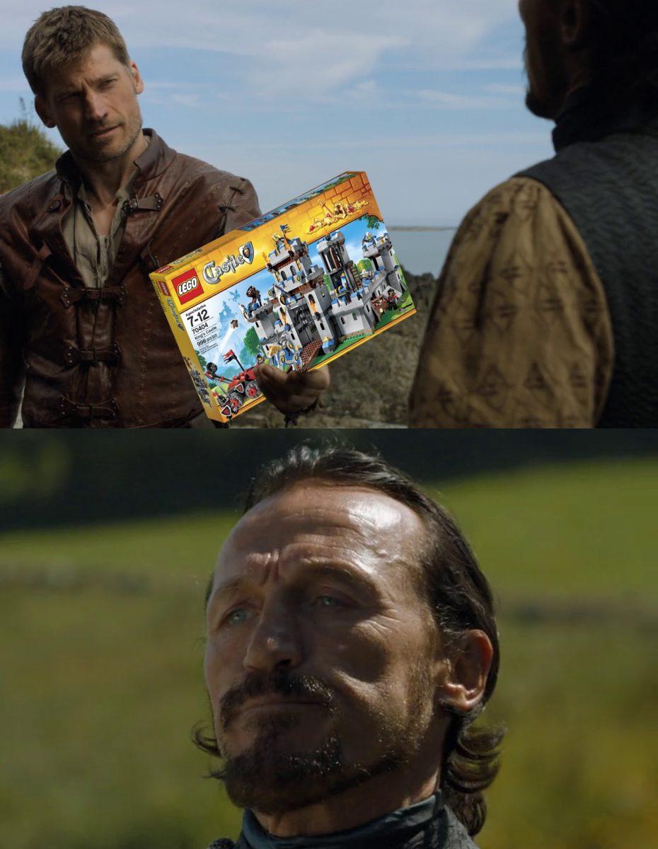 Bronn Lego Castle