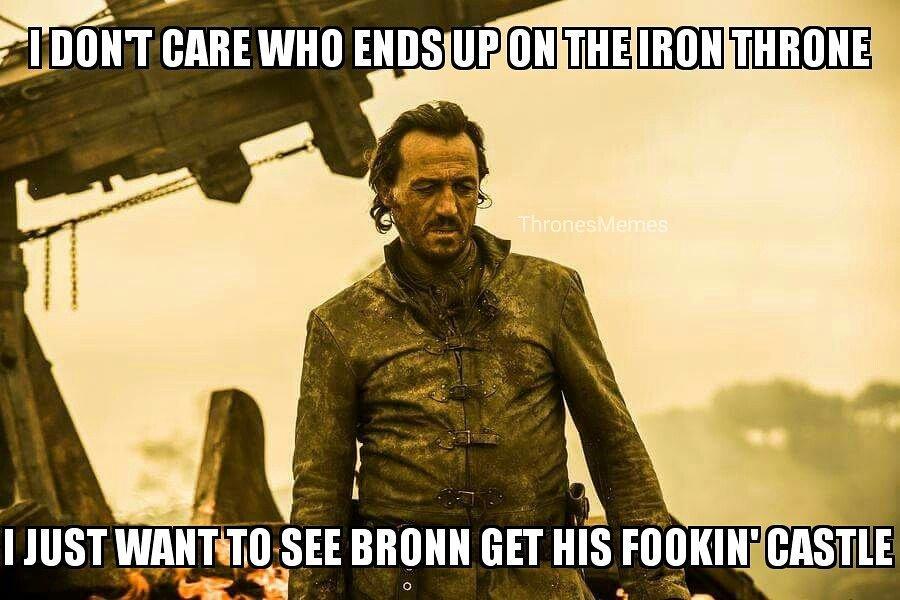 Bronn NEEDS Castle