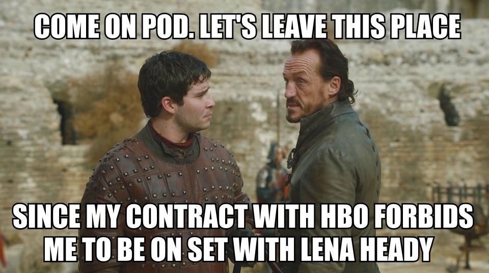 Bronn Pod Out