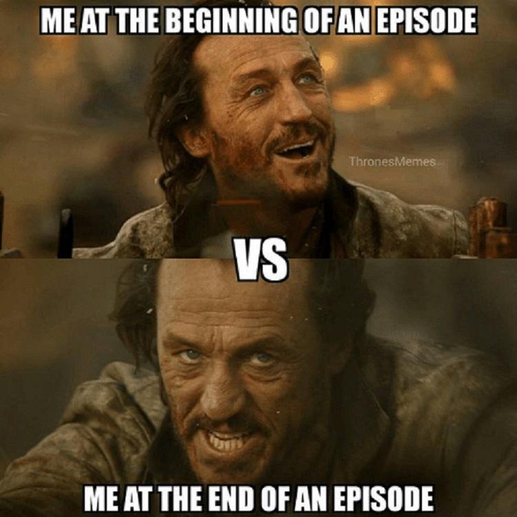 Bronn Reactions