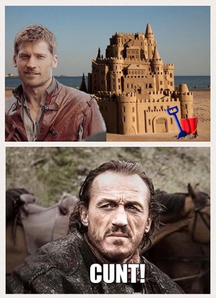 Bronn Sand Castle
