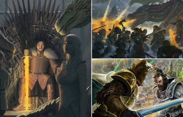 Game Of Thrones: 16 Predictions For Season 8 - A Blog Of Thrones