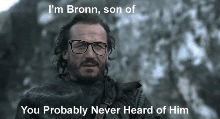 Hipster Bronn