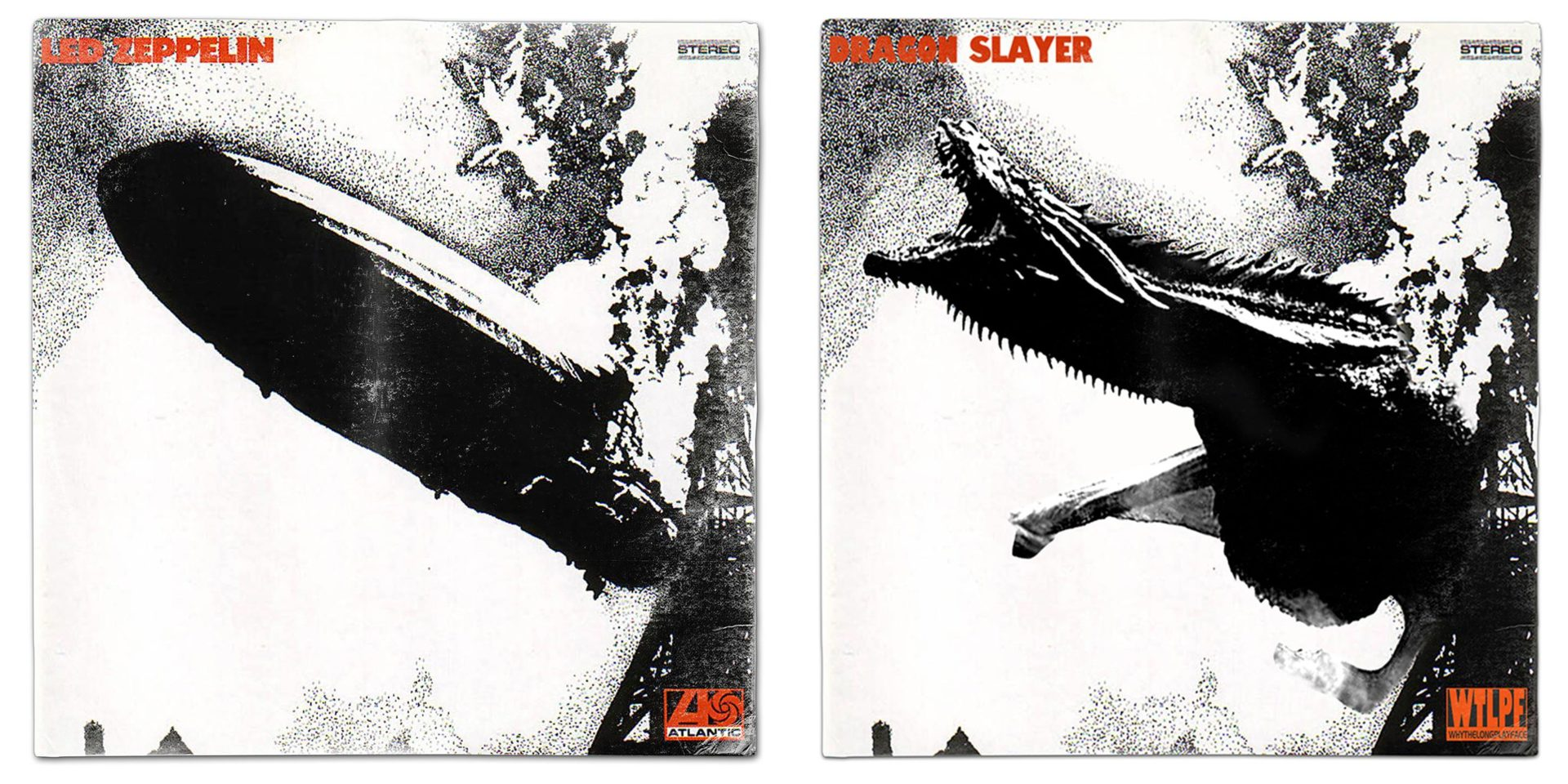 Led Zeppelin - Dragon Slayer